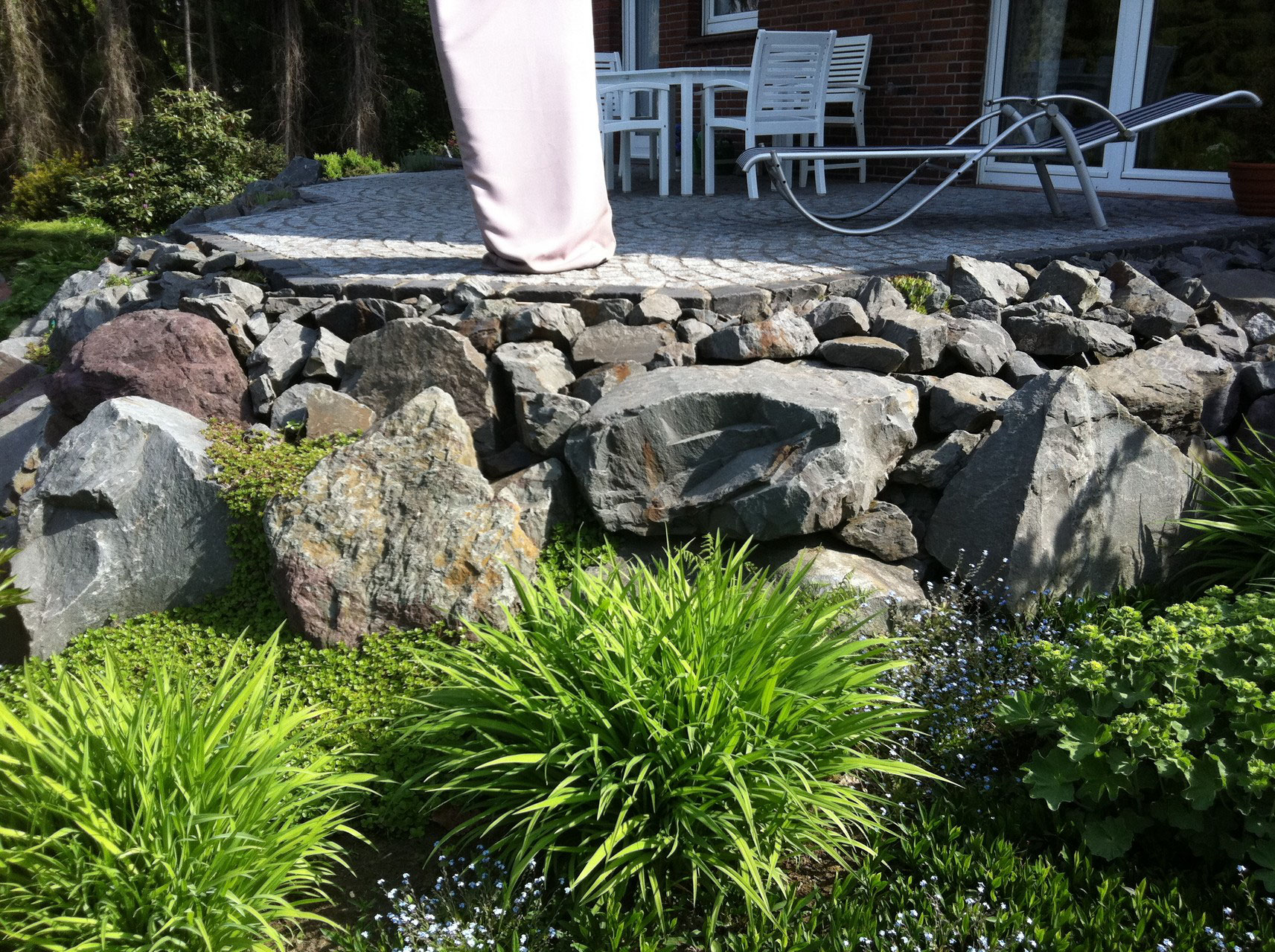 Natursteinpflaster G Bbeler Garten Und Landschaftsbau