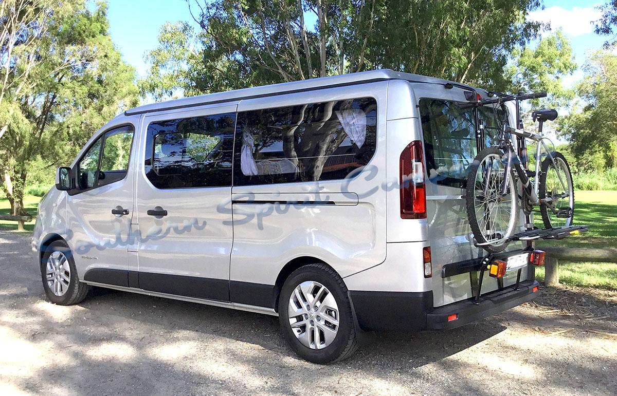 Renault Trafic Southern Spirit Campervans Van Builds Online Shop