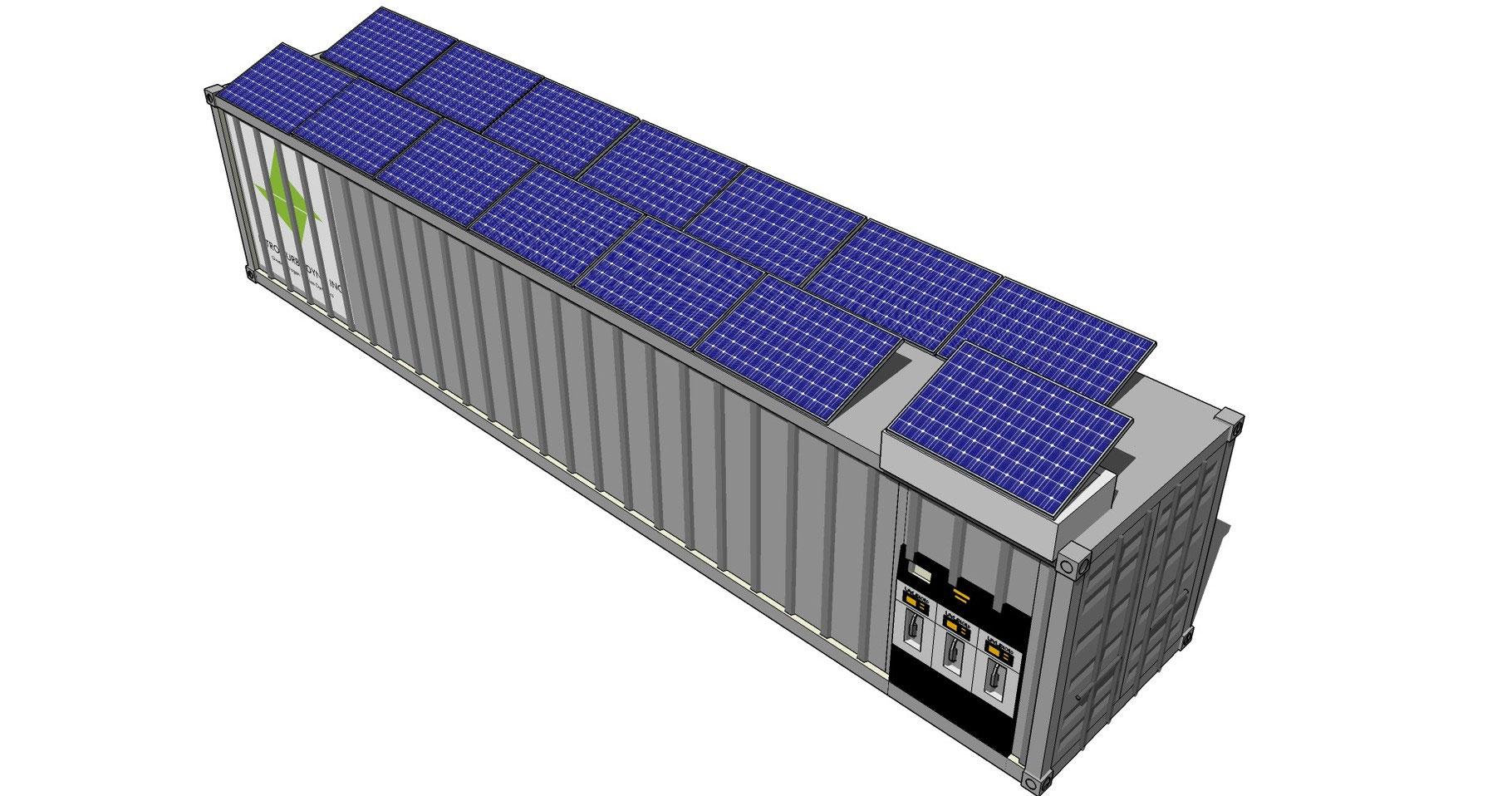 NitroTurbodyne - Clean, Green Energy