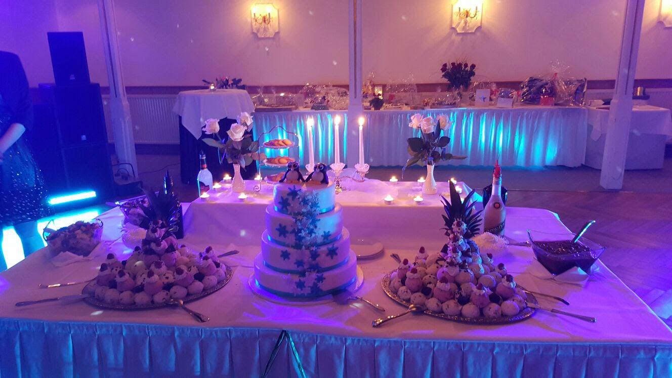 Hochzeit Großveranstaltung