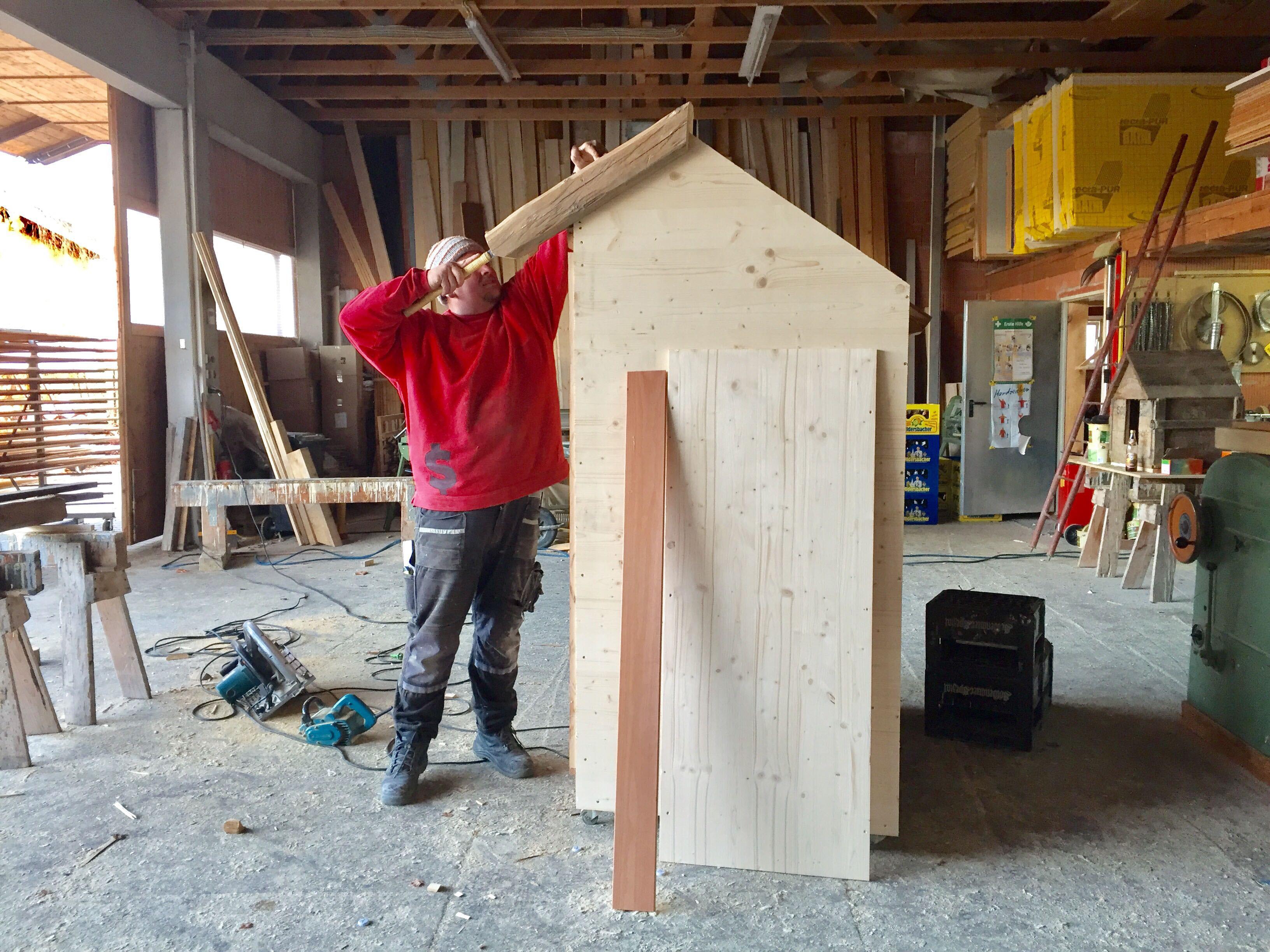 strandkorb bavaria aus der holz manufaktur holzbau pletz. Black Bedroom Furniture Sets. Home Design Ideas
