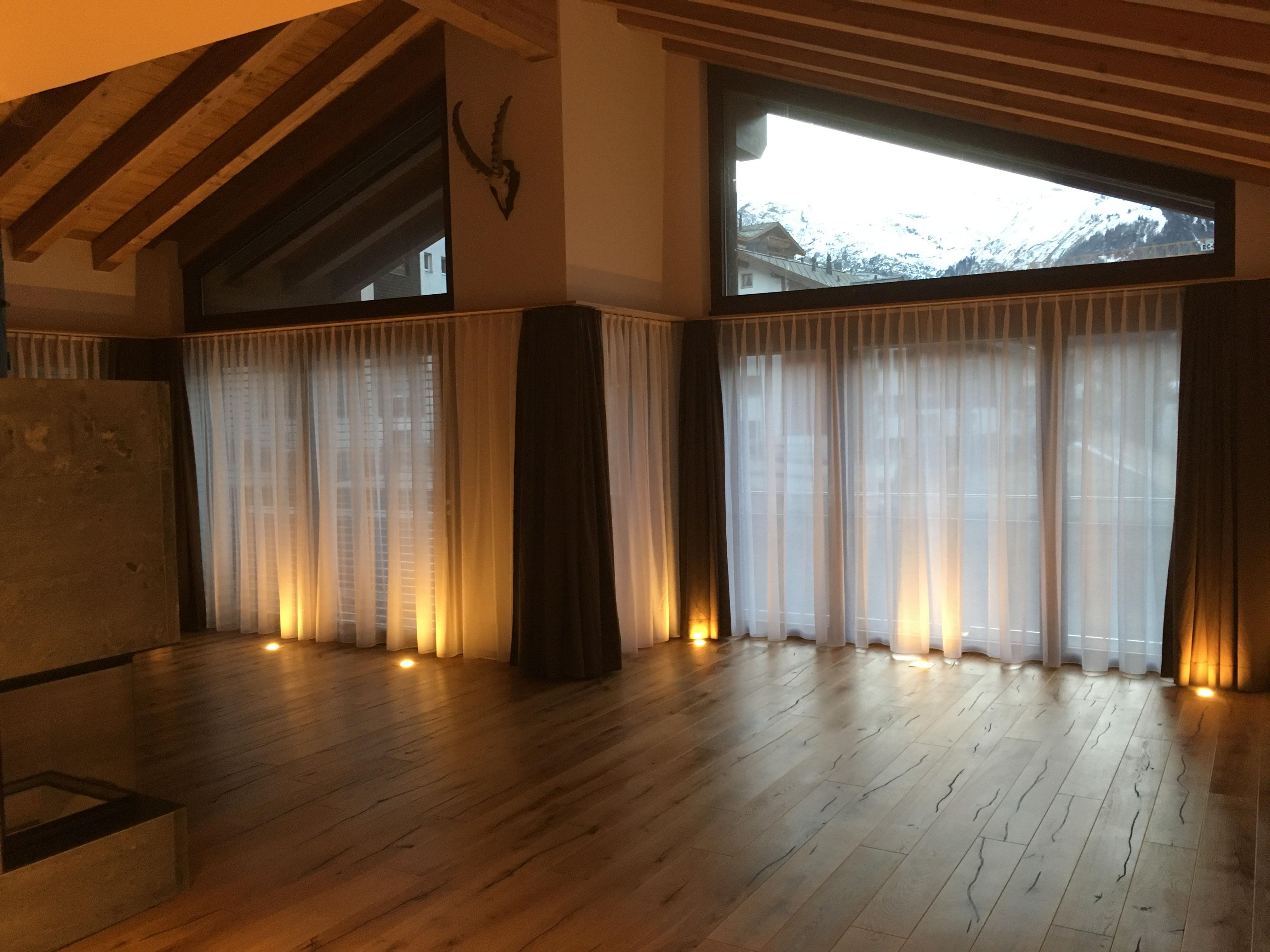 Parkett Möbelstoffe Zermatt - Bittel Innendekorationen AG