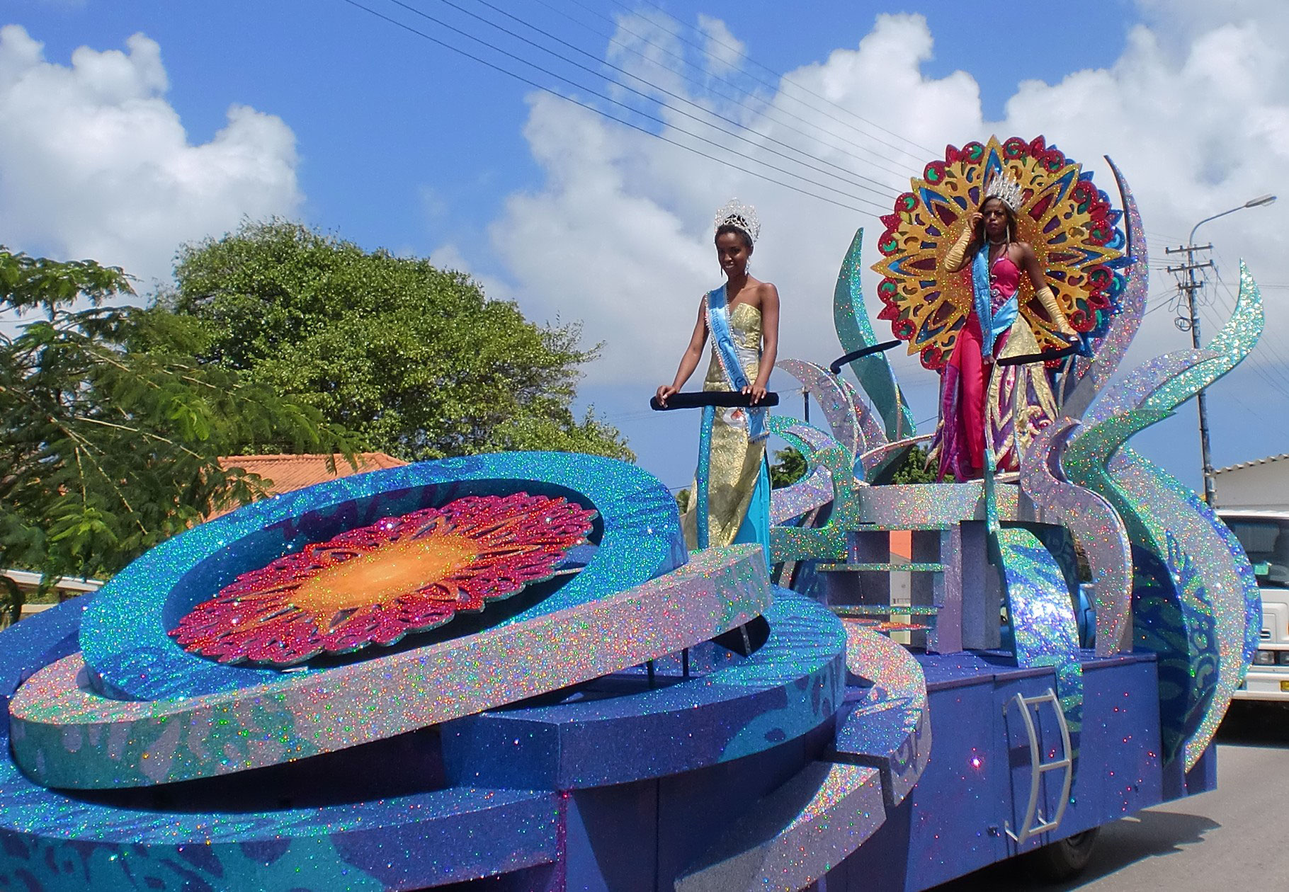 Carneval in Curacao! - Apartments Curacao