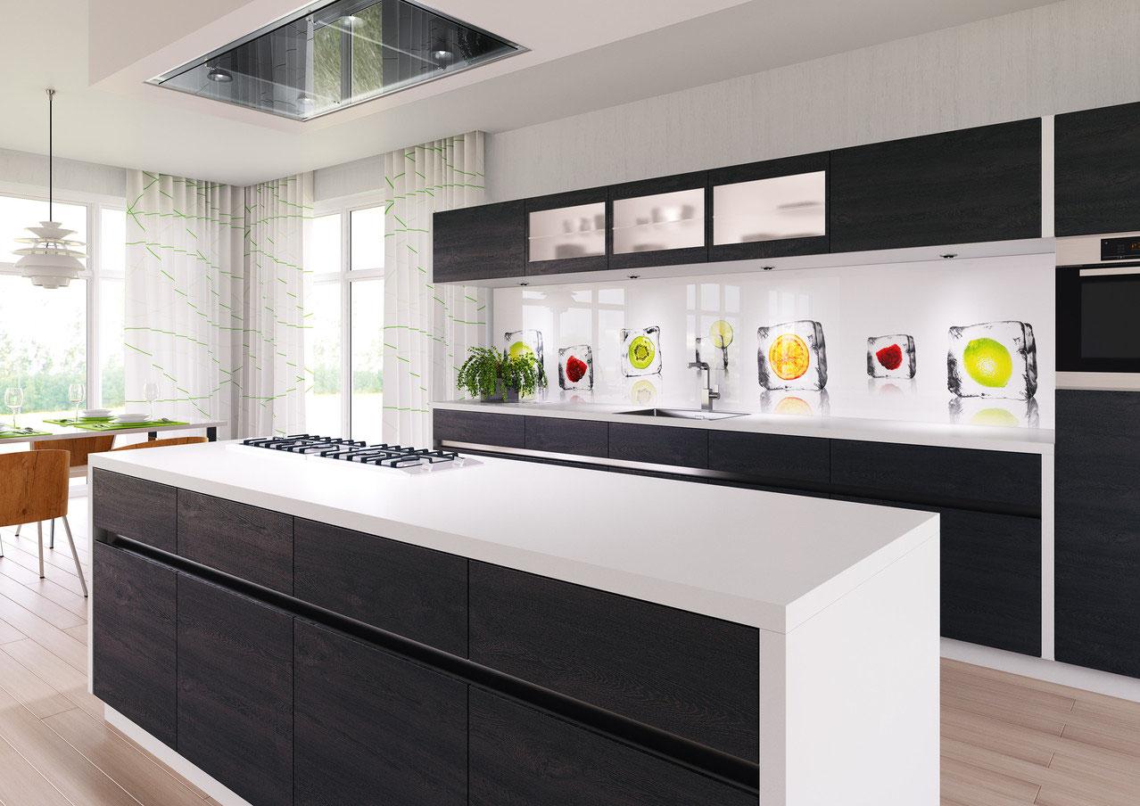 Arbeitsplatten und Rückwände - Küchen und Innenausbau Schmitz