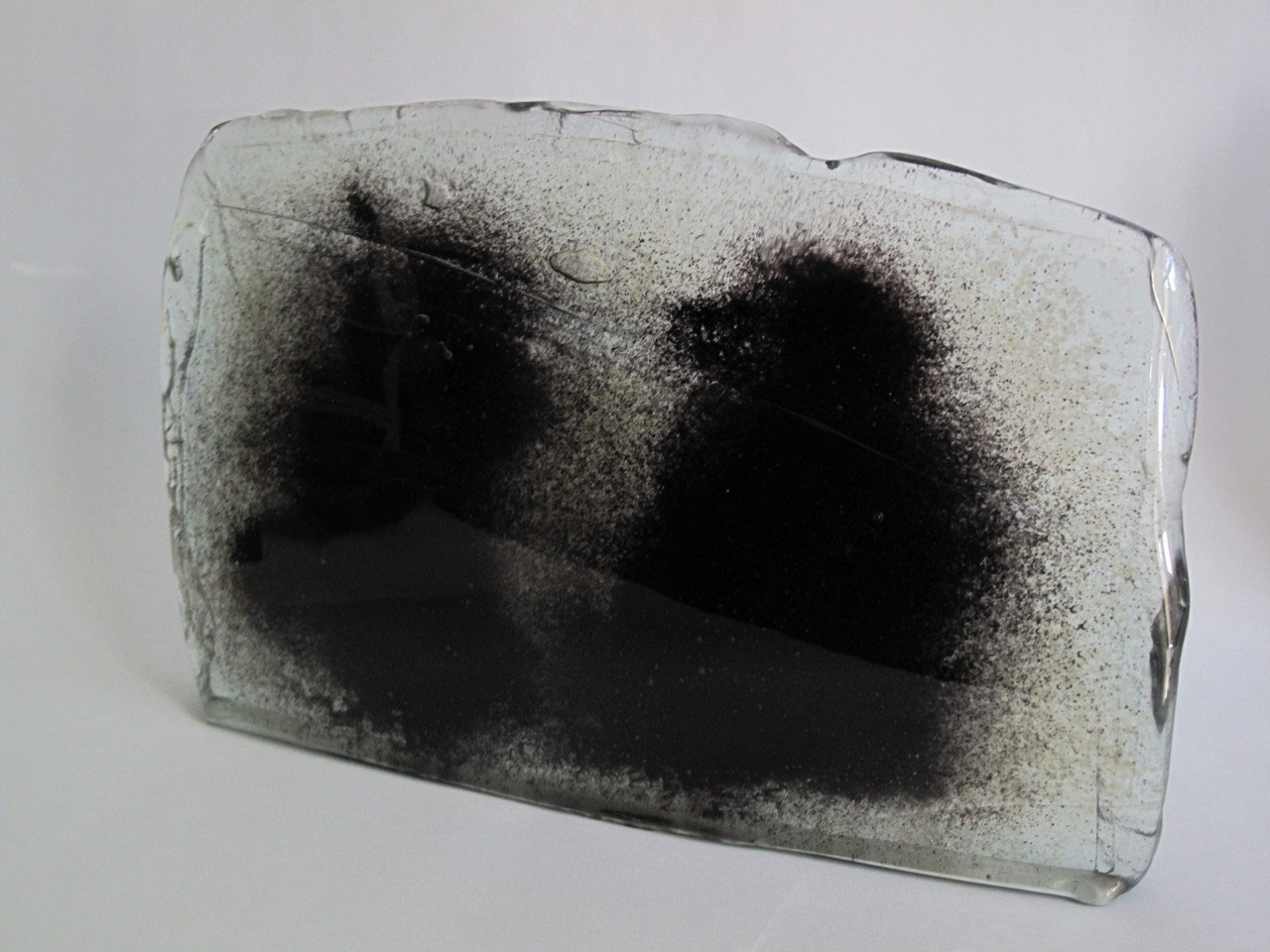sculptures en verre glass fusing jean pierre deguillemenot cr ateur verrier plasticien. Black Bedroom Furniture Sets. Home Design Ideas