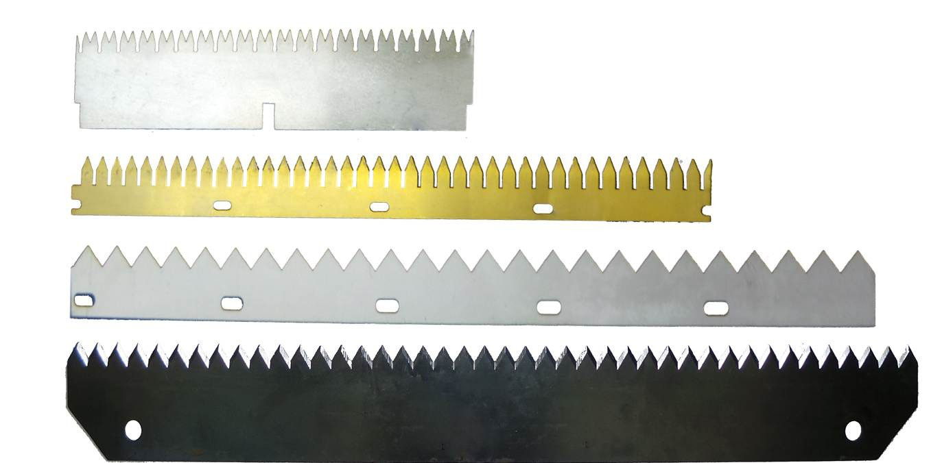 Machine Knives - Superior Blade & Grinding Services