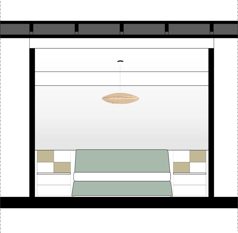Schlafzimmer 2 atelier feynsinn innenarchitektur k ln - Honorar innenarchitekt ...