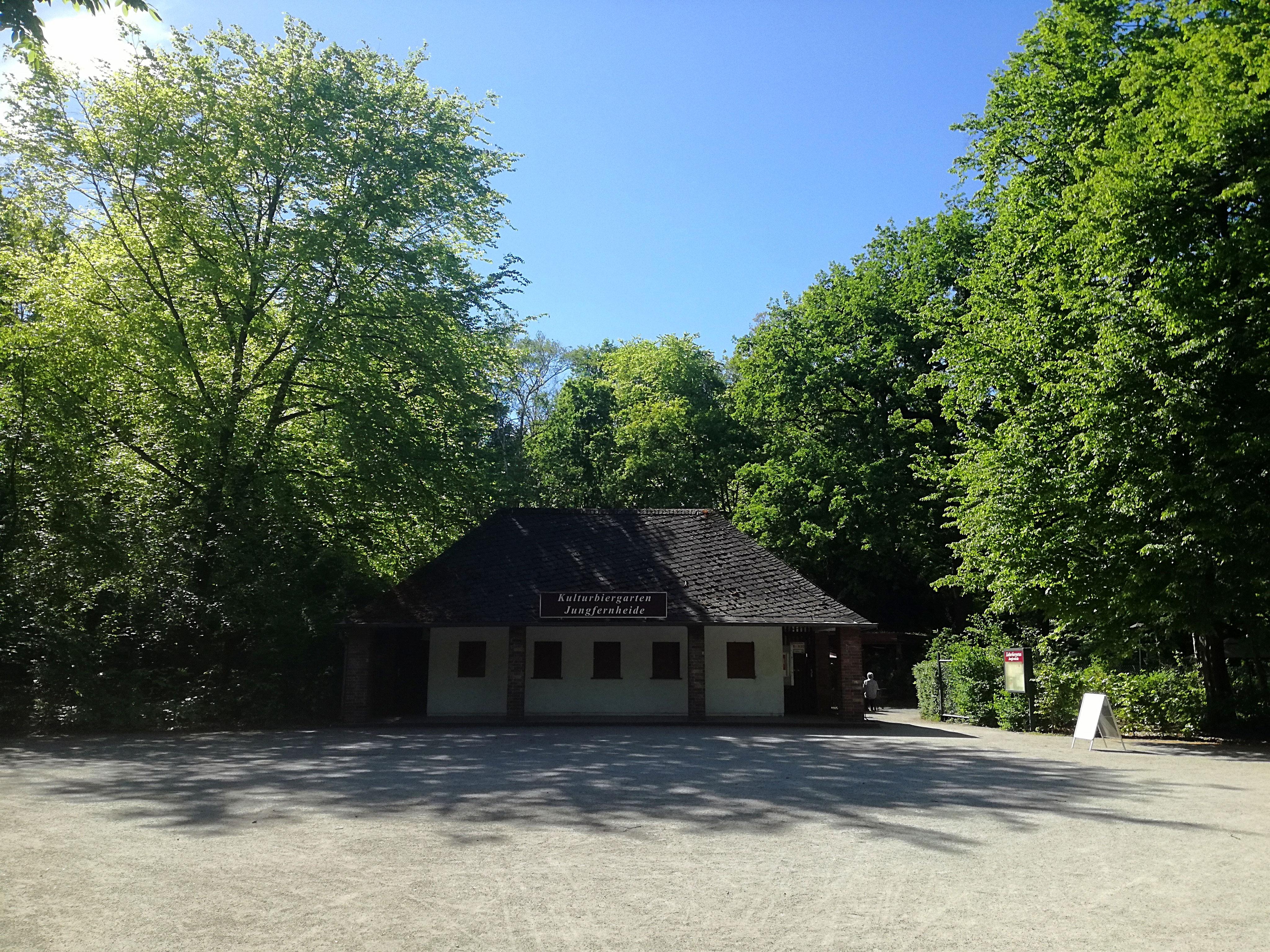 Volkspark Jungfernheide - Fortsetzung Berlin - Der Blog über Berlin Kosten