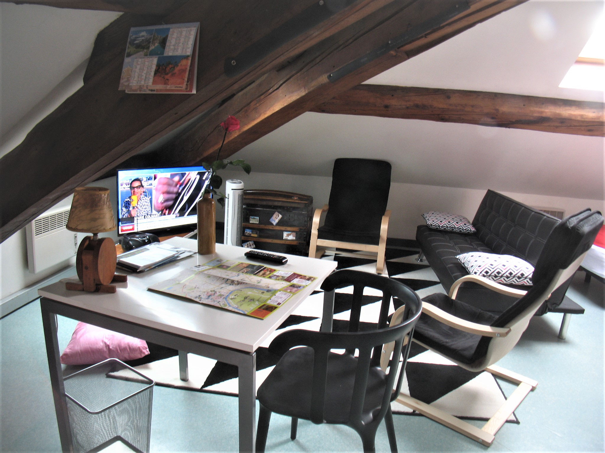 location appartement saisonnier grenoble le stendhal location saisonni re logement tourisme. Black Bedroom Furniture Sets. Home Design Ideas