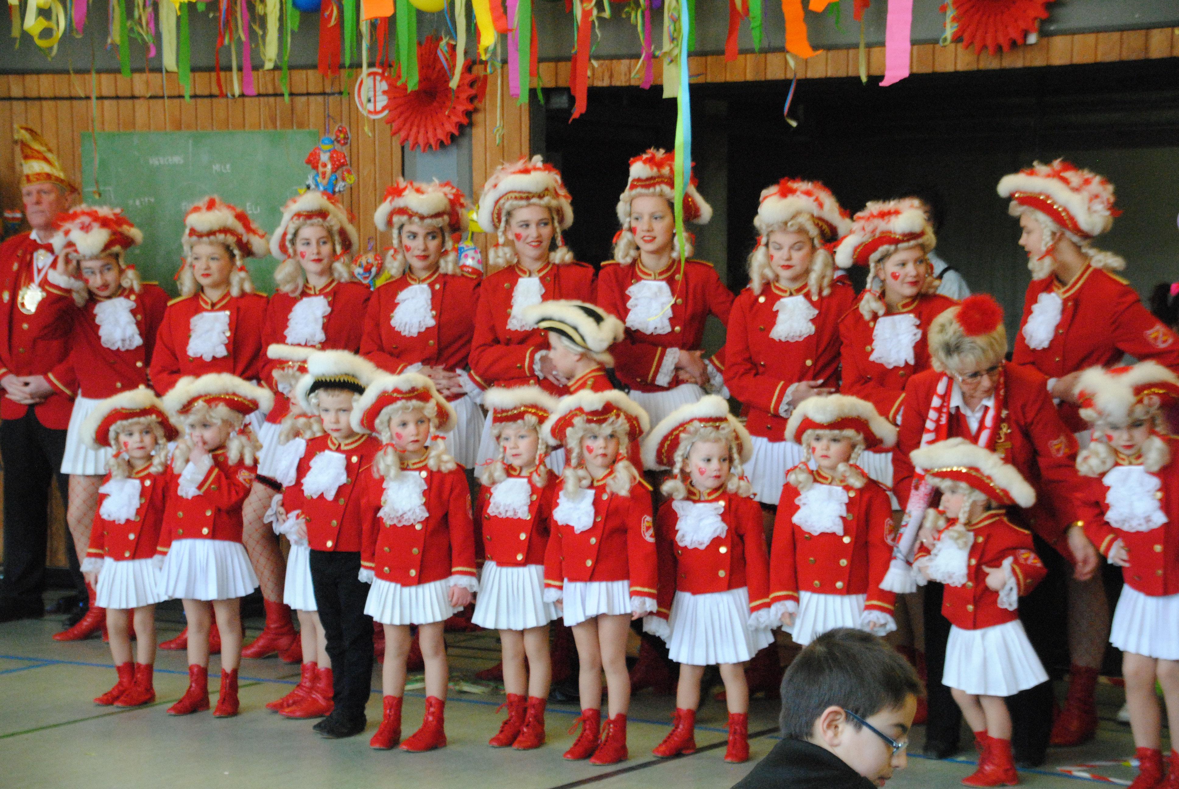 Weiberkarneval - Emilie-Heyermann-Schule