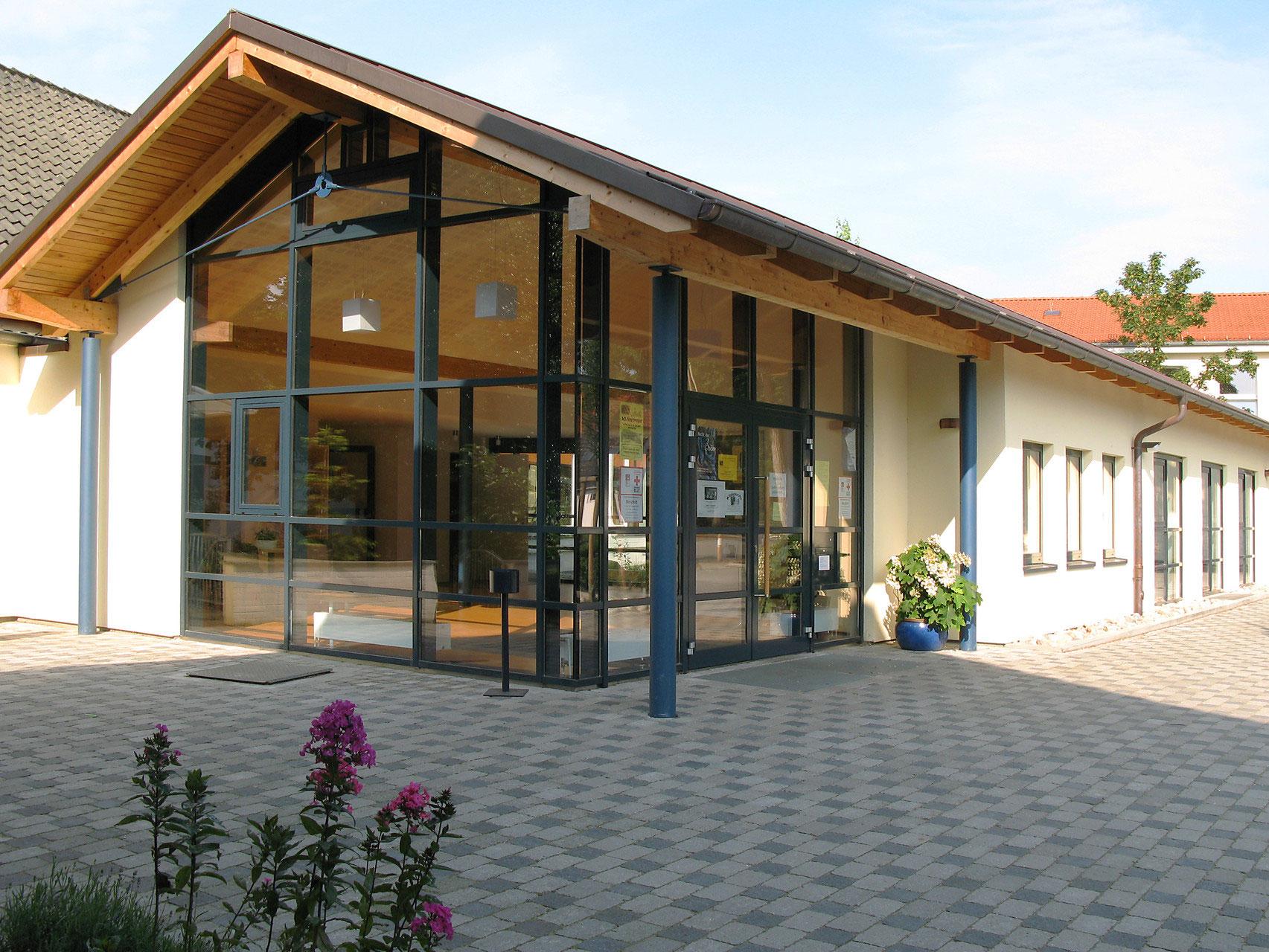 Evangelische gemeinde borgfeld nutzbaudesign architekten - Architekten bremen ...