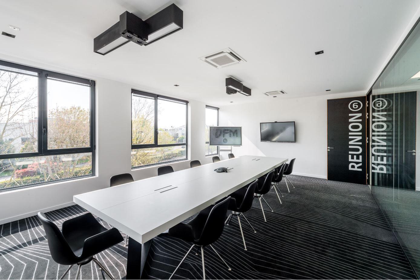 Décoration Murale Bureau Entreprise architecture d'intérieur d'entreprises - agence d