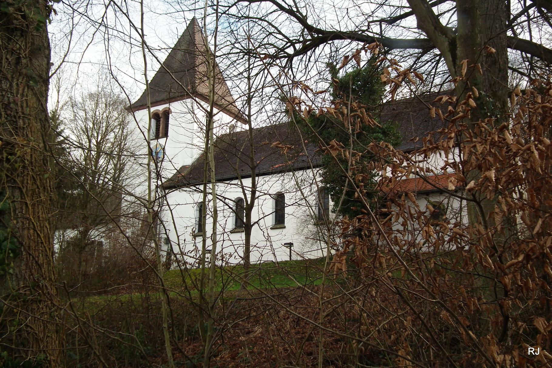 Kirchen in Dudweiler, Herrensohr und Jägersfreude - Wer, wo