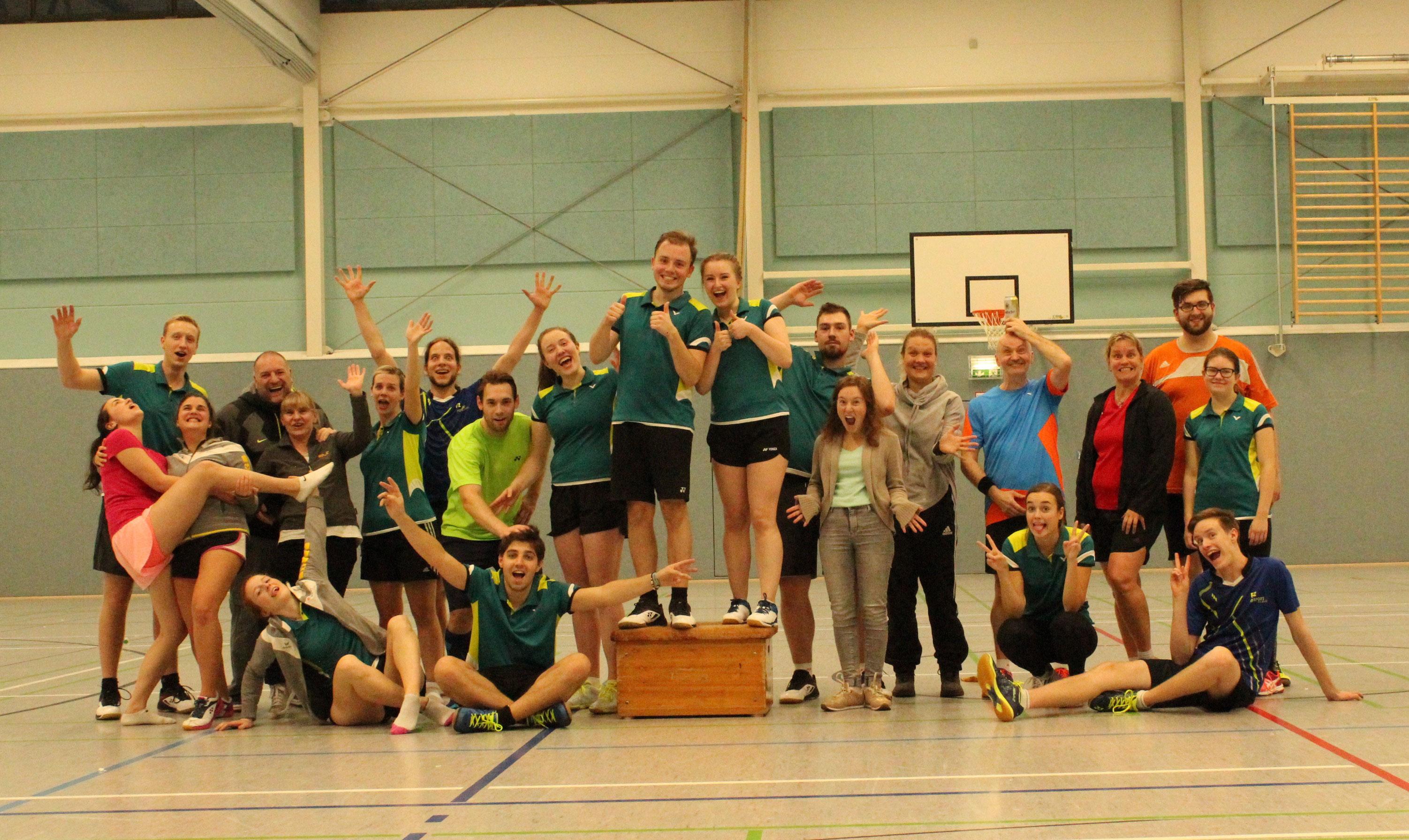 Badminton Wuppertal