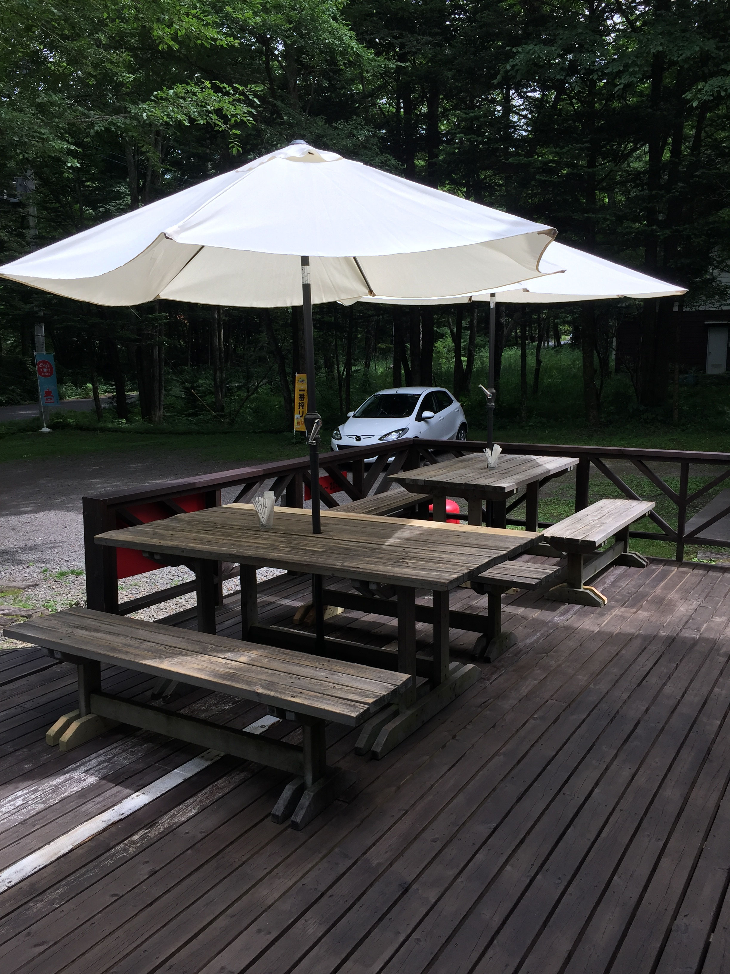 D cafe 北軽井沢