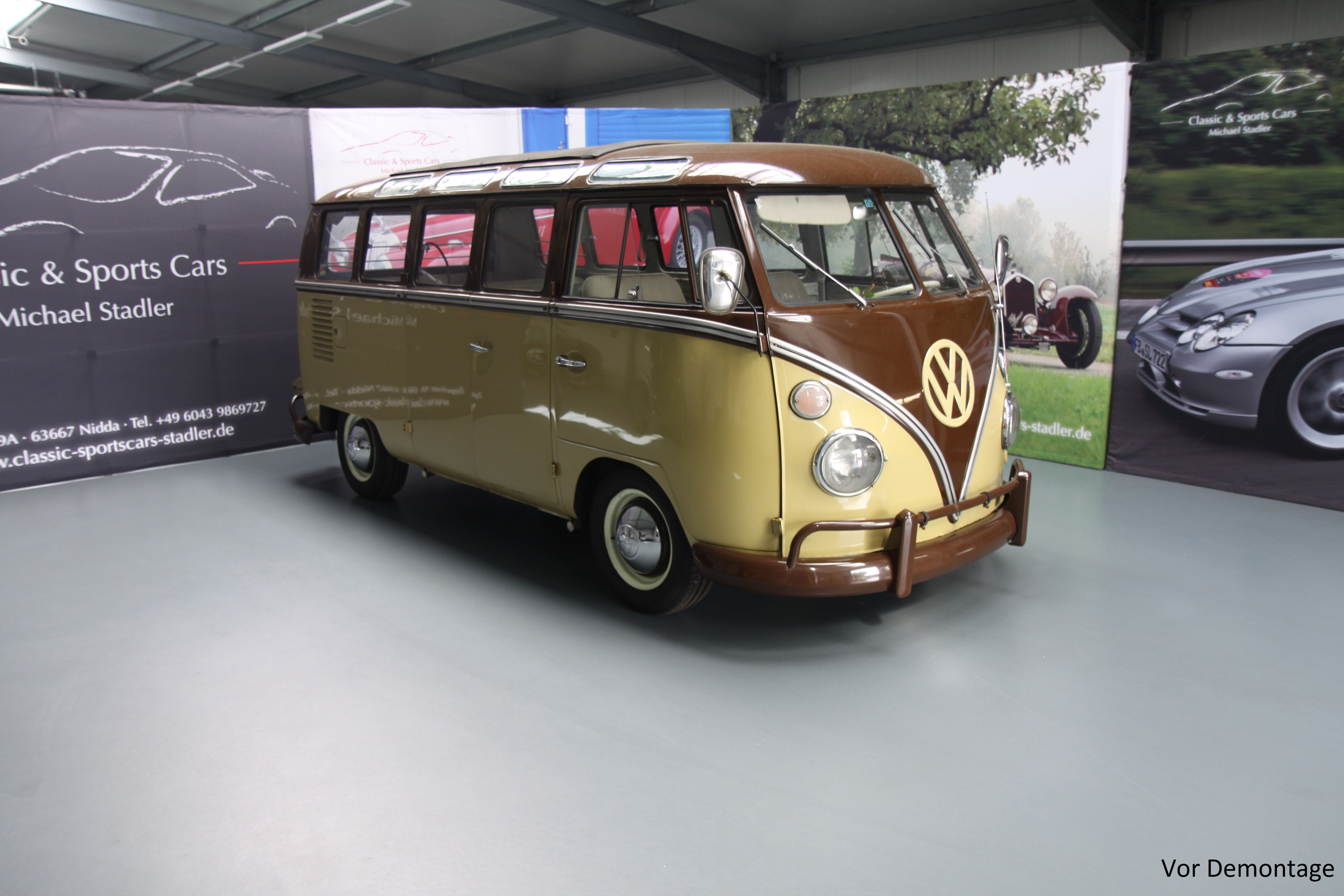 vw t1 samba bus classic sportscars stadler. Black Bedroom Furniture Sets. Home Design Ideas