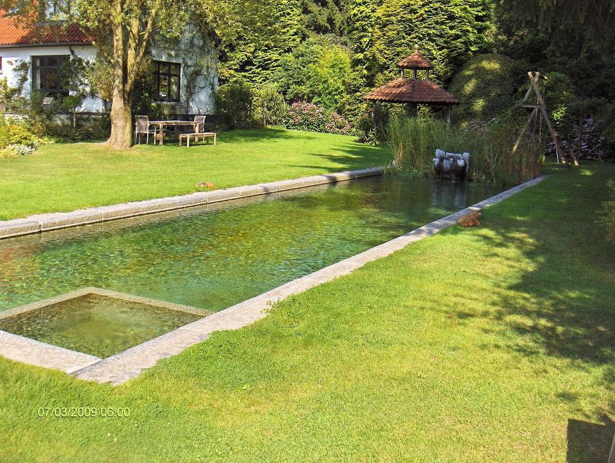 Piscines naturelles de style rustique water garden for Col de bavella piscine naturelle