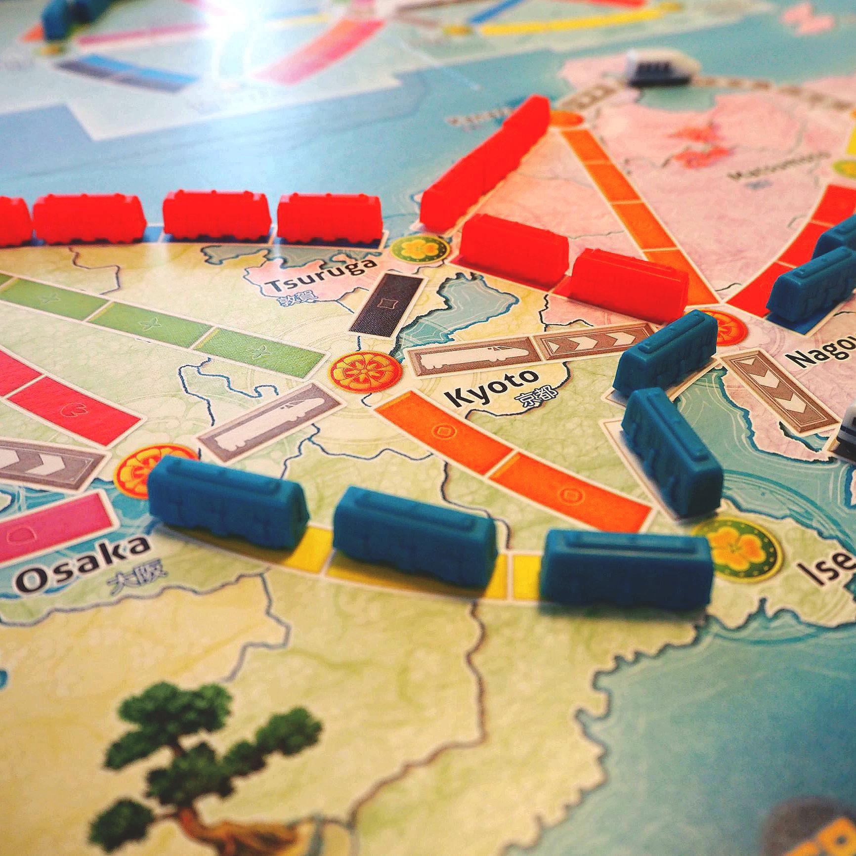 """Review: """"Zug um Zug - Japan und Italien"""" (Erweiterung) von ..."""