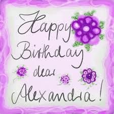 Alexandra Renke Zum Geburtstag Stanzen