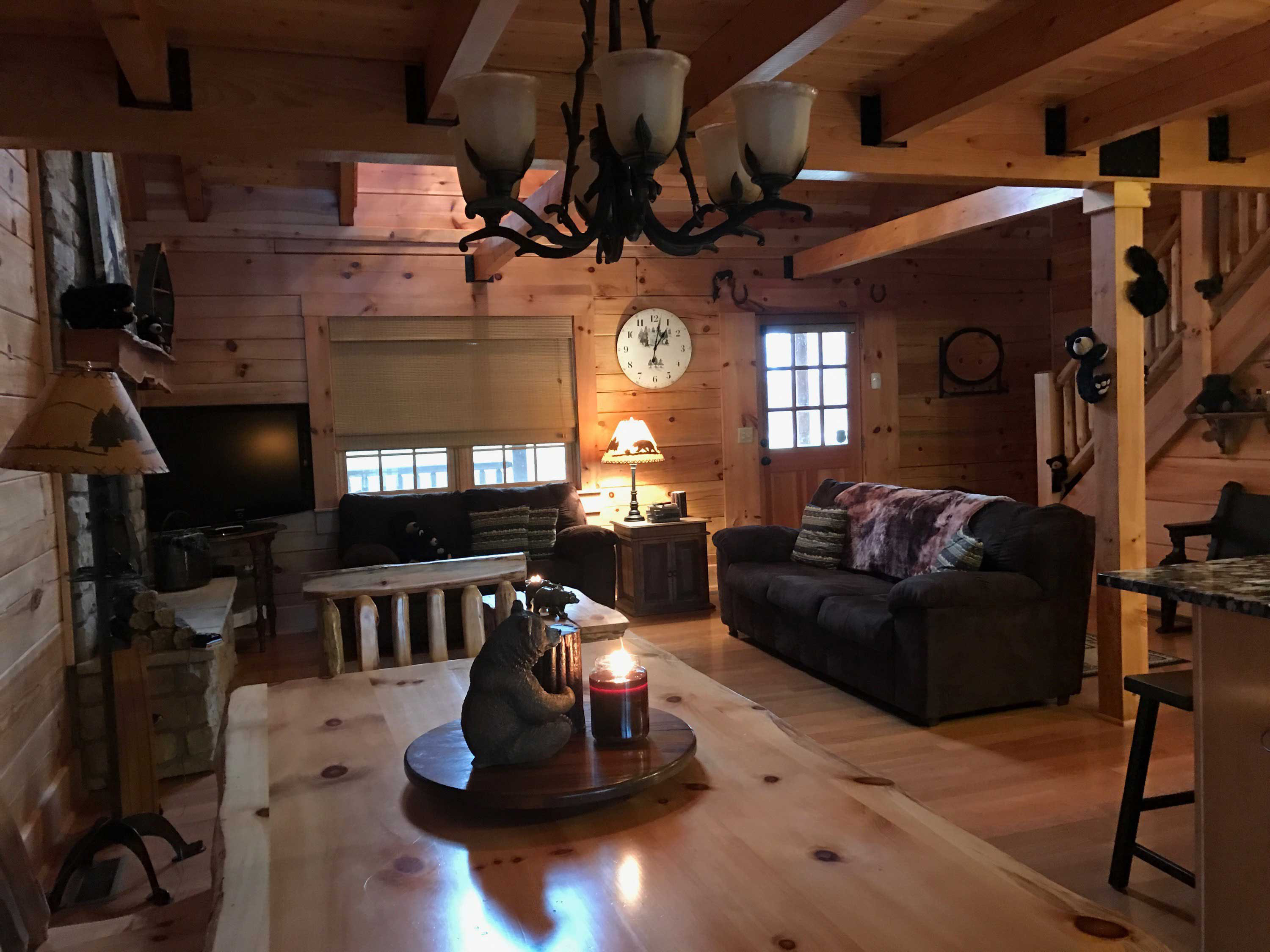 hocking cabins frame property in a rental redawning vacation logan hills