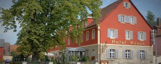 Restaurant Hotelgasthof Krones Webseite