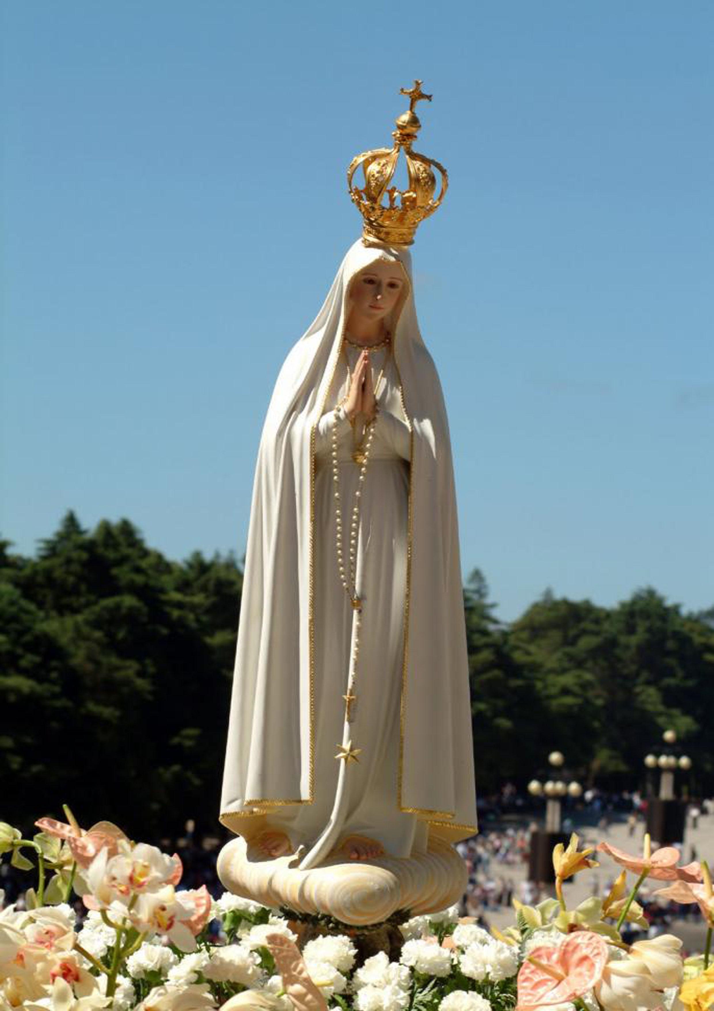 Neuvaine à Notre Dame de Fatima - Site des saintssguerisseurs !