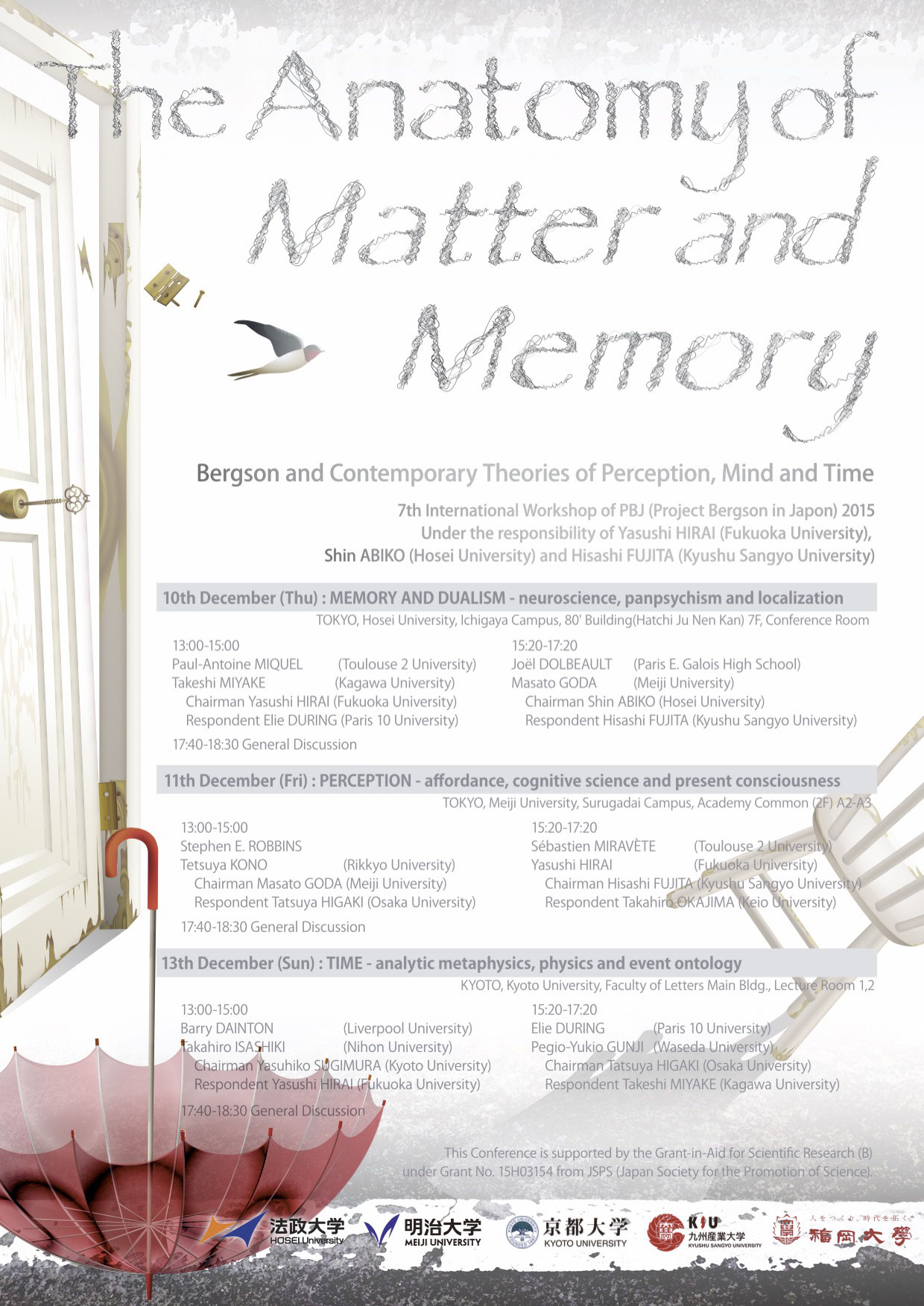 2015 - The Diagnosis of Matter and Memory : Bergson and Problems of ...