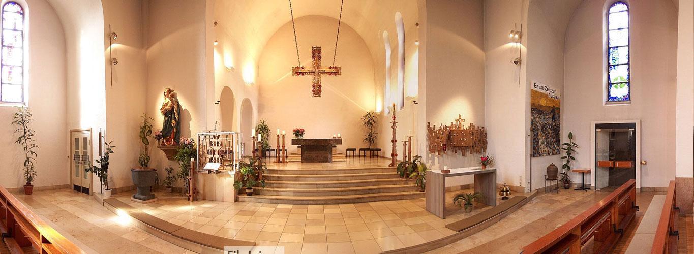 Katholische Kirche Pforzheim
