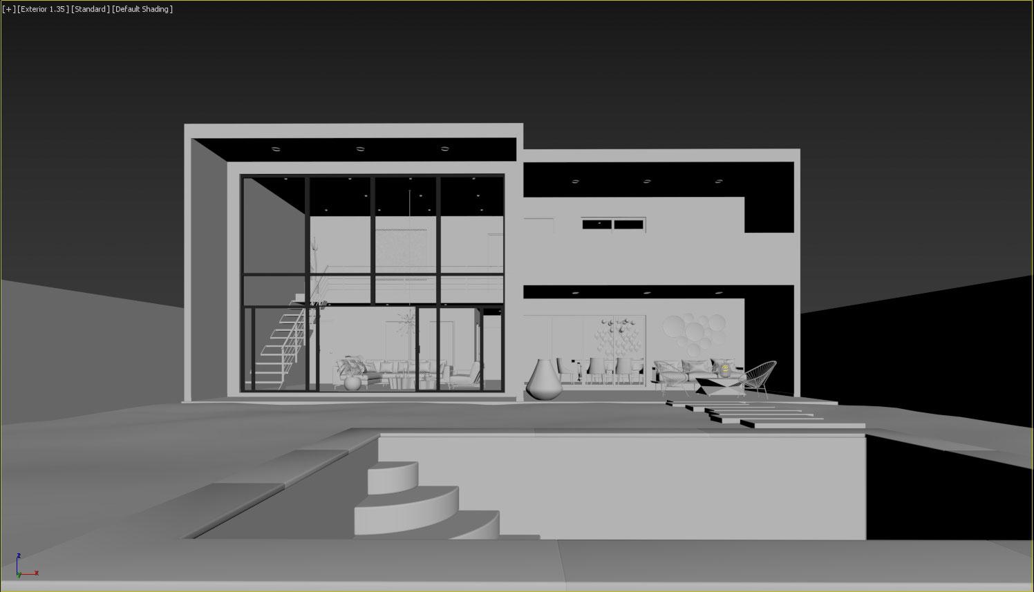 Qu es un render arquitectura y renders for Programas de arquitectura 3d