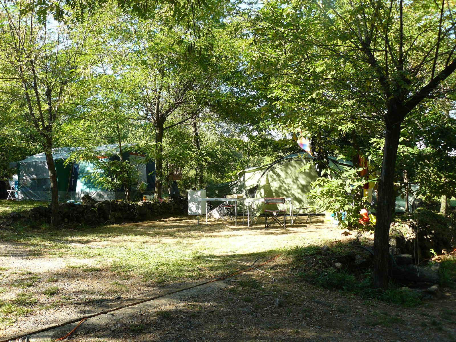 Camping Ardeche Piscine Camping De L 39 Escourby Ardeche Sud