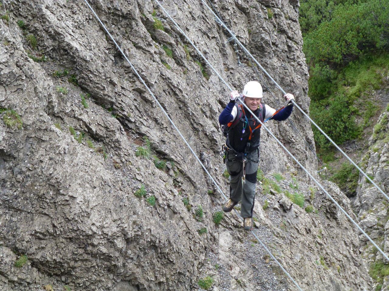 Pittentaler Klettersteig : Pittentalersteig pittentaler klettersteig bergsteigen