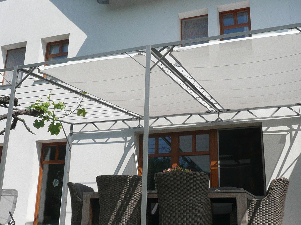 innovative kundenl sungen sonnensegel die ideale beschattung. Black Bedroom Furniture Sets. Home Design Ideas