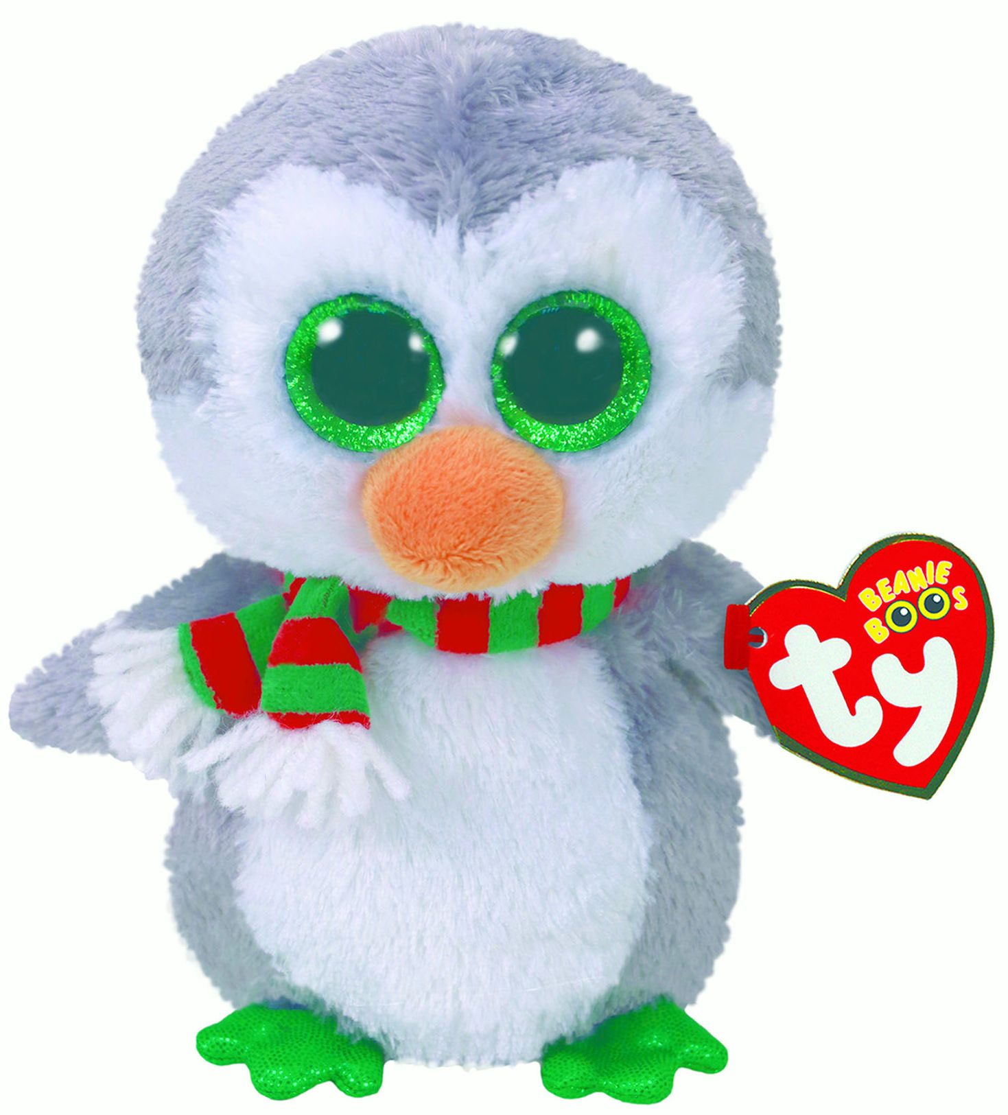 eb2666e70d0 New Claire s Exclusives Beanie Boos  Chilly