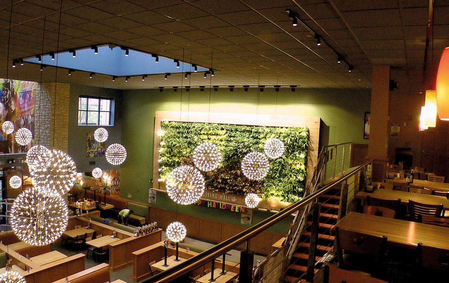 Jardines verticales jardineria oficinas barcelona cita for Oficina area verda barcelona