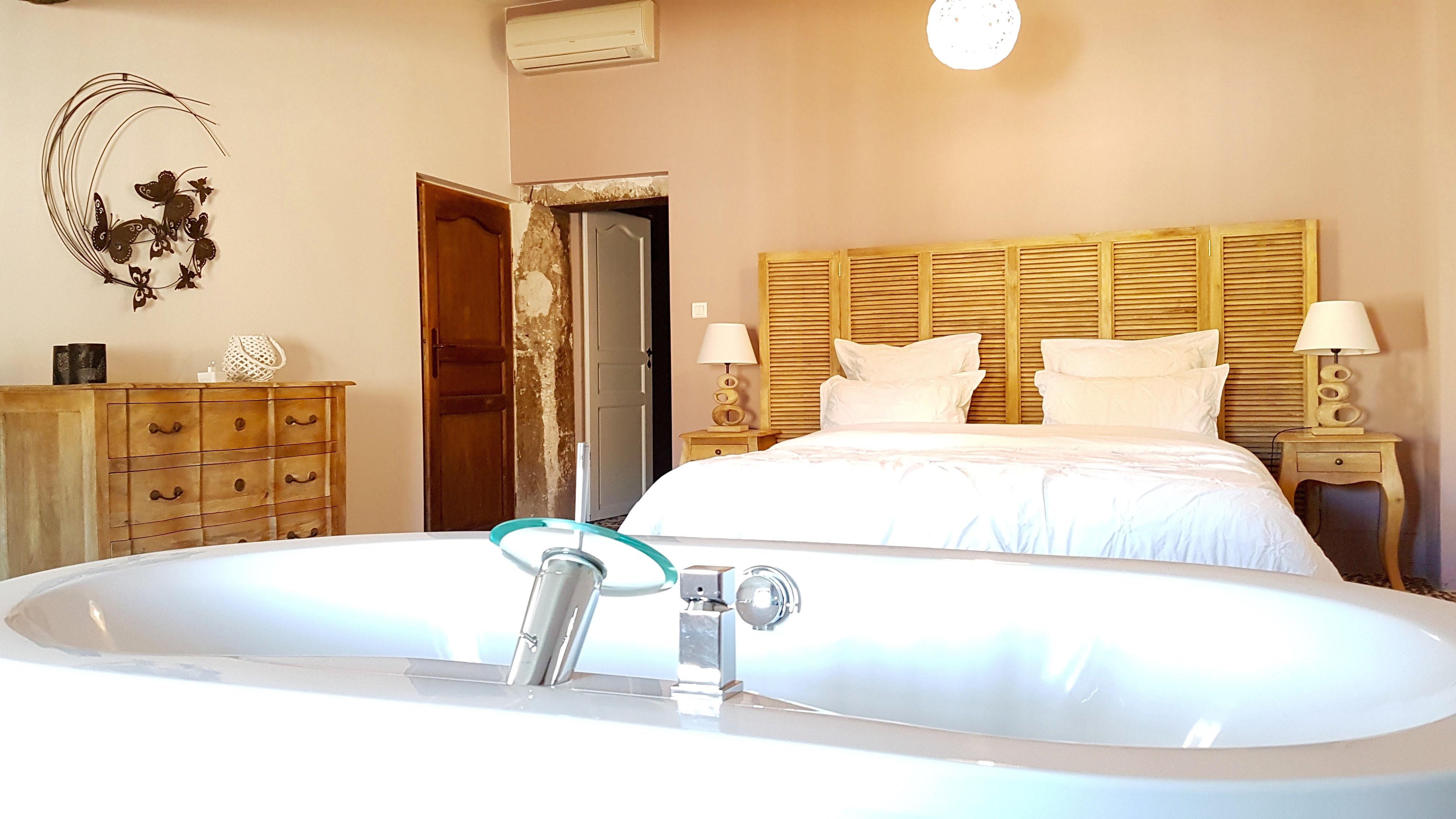 Suite de luxe en provence chambre d 39 h tes en provence - Chambre dhotes orange provence ...