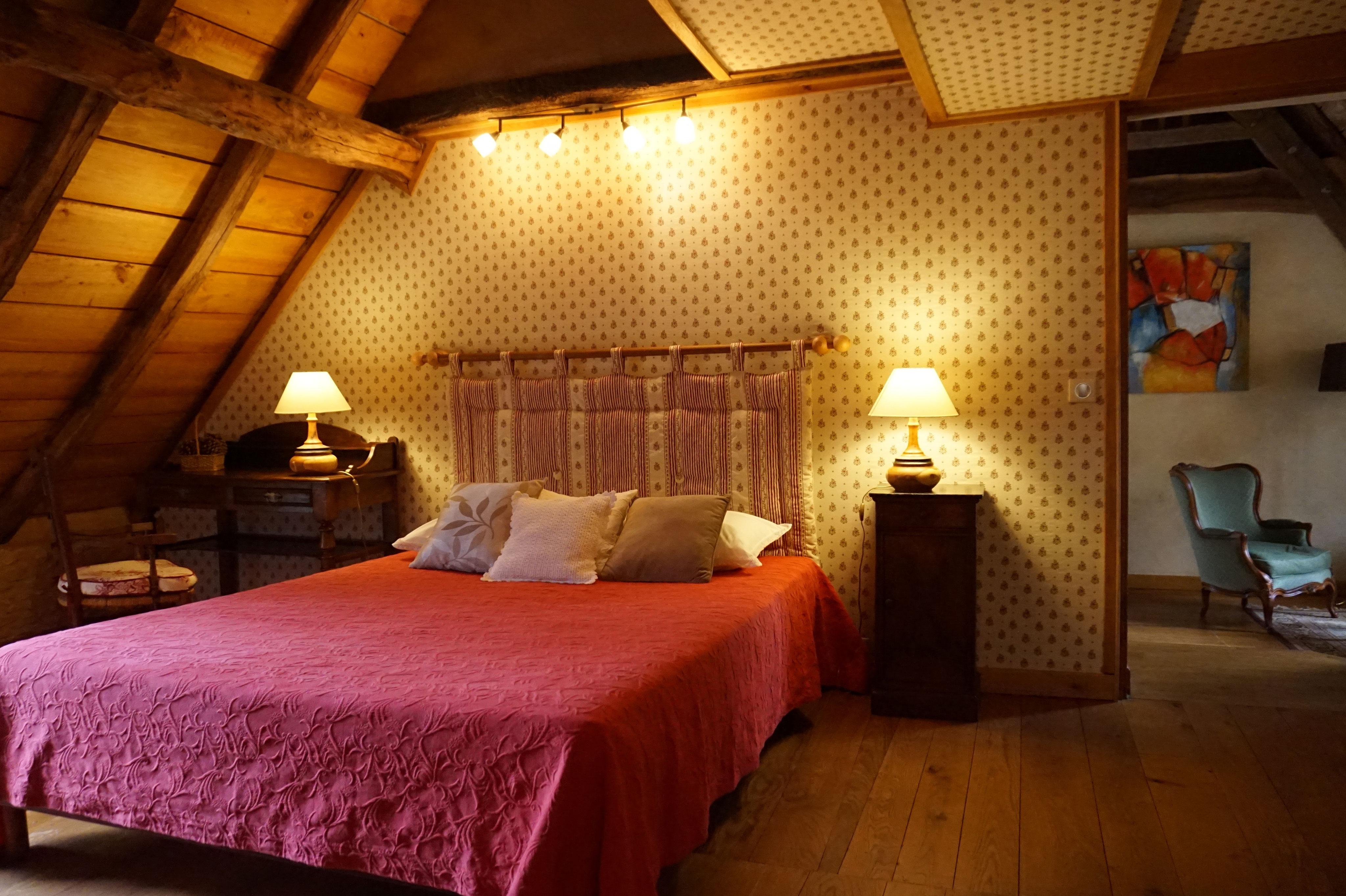 La chambre d 39 h tes familiale rustique pour des vacances - Chambres d hotes reims et environs ...