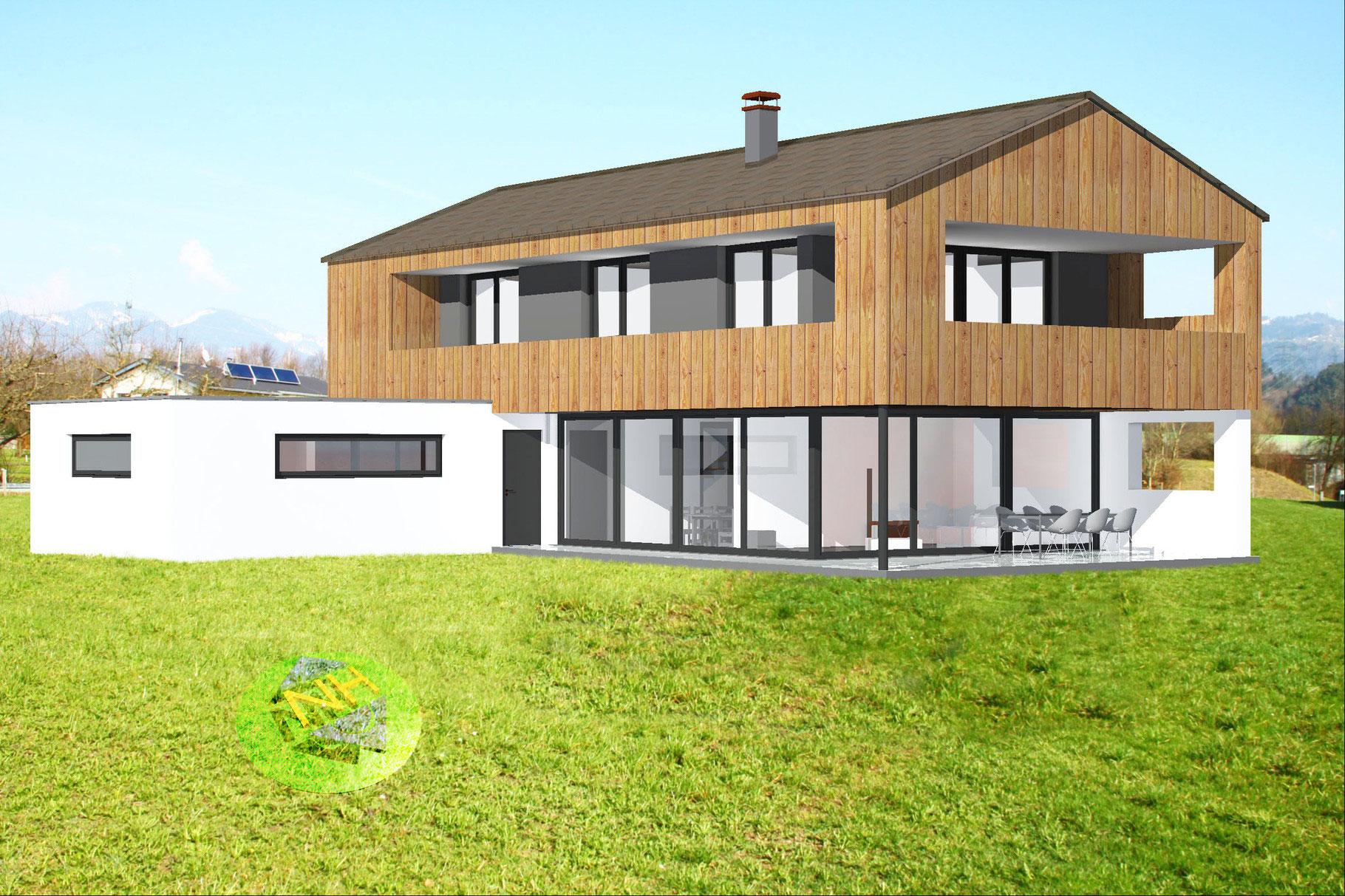 konzept klassisch a1 nu baum architektur bau gmbh. Black Bedroom Furniture Sets. Home Design Ideas