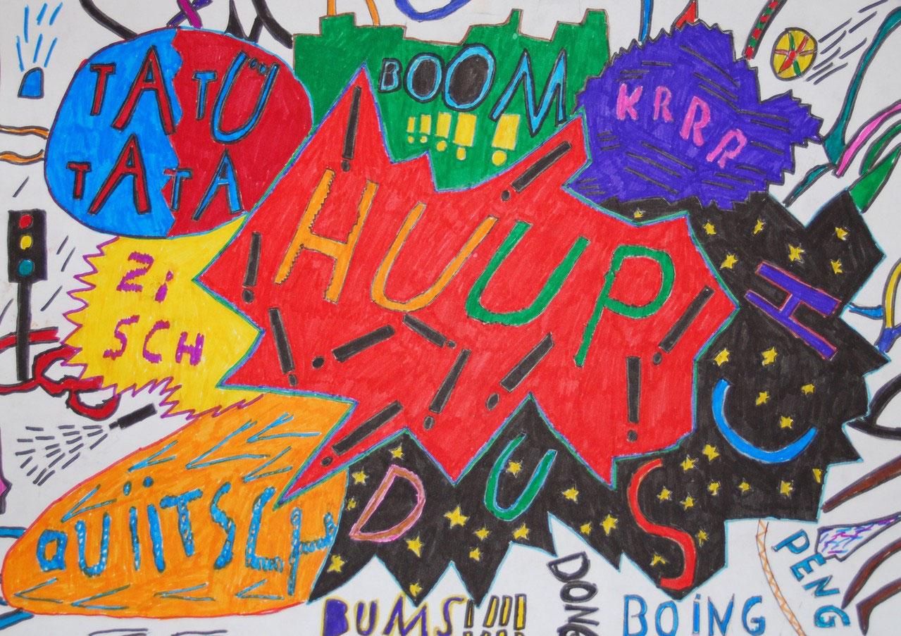 Kunstunterricht In Der Grundschule Kunstbeispiele Fur Die Klasse 6 Schuljahr 2011 2012 136s Webseite