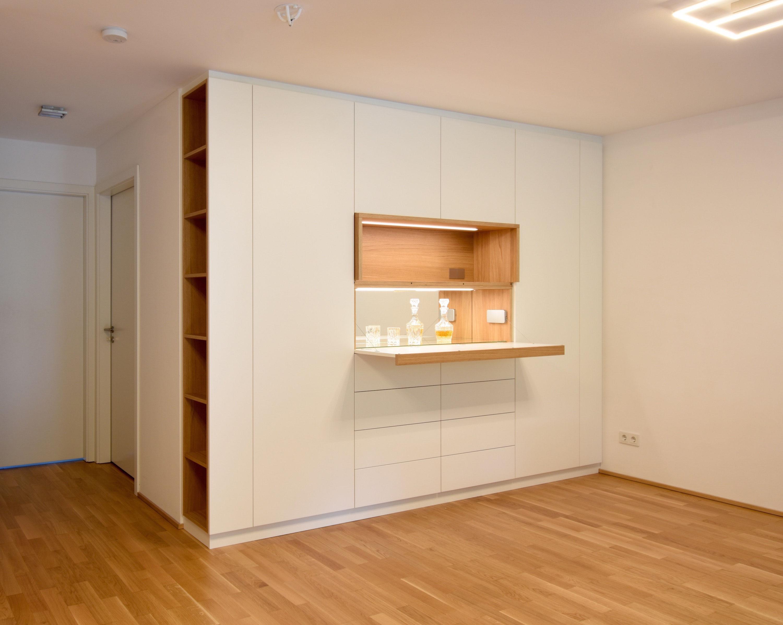 Wohnzimmerschränke, Wohnwände - DER-EINBAUSCHRANK.DE
