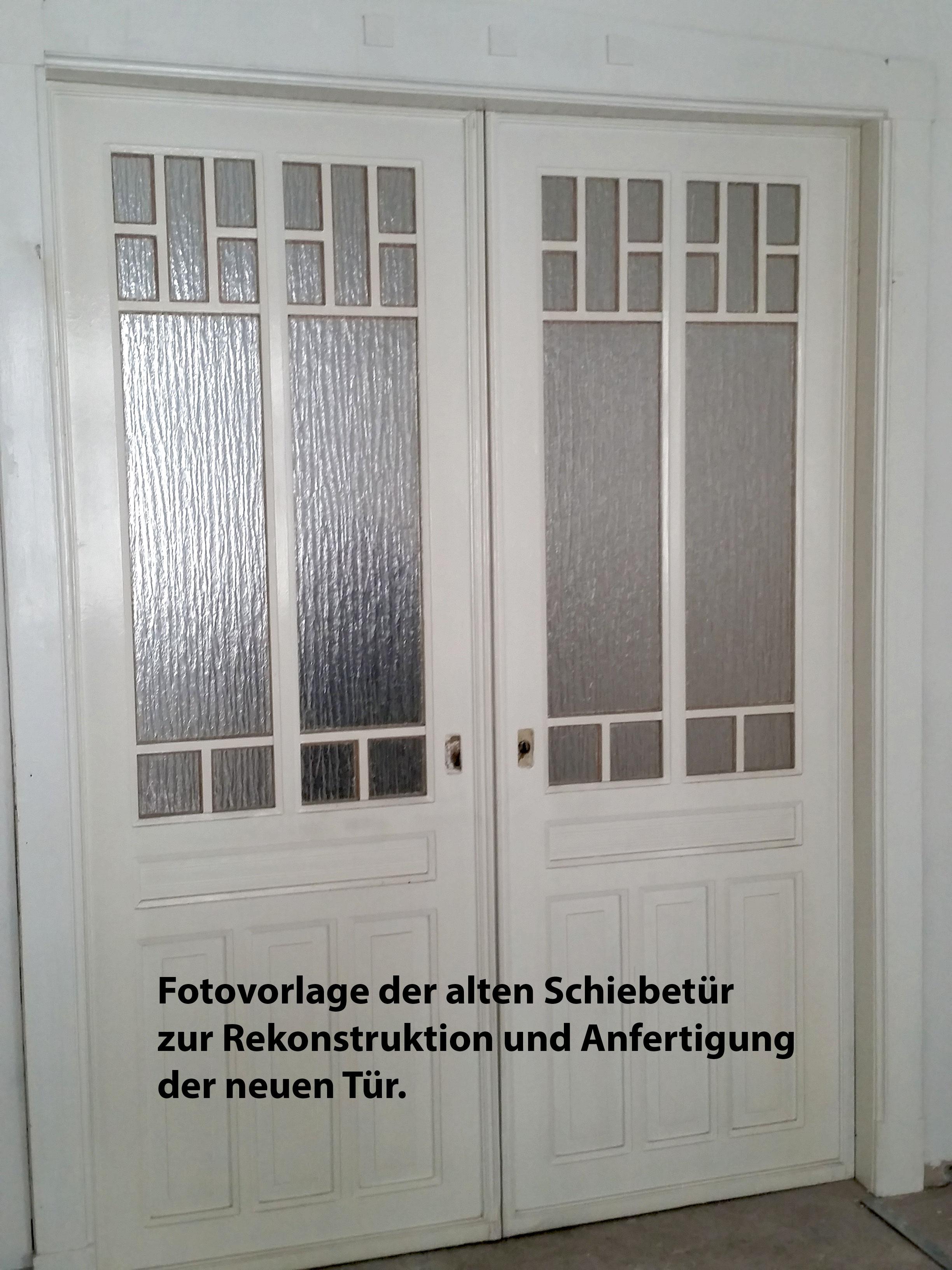 Fenster und Türen - Tischlerei Carl-Hermann Kröger Hamburg Altengamme