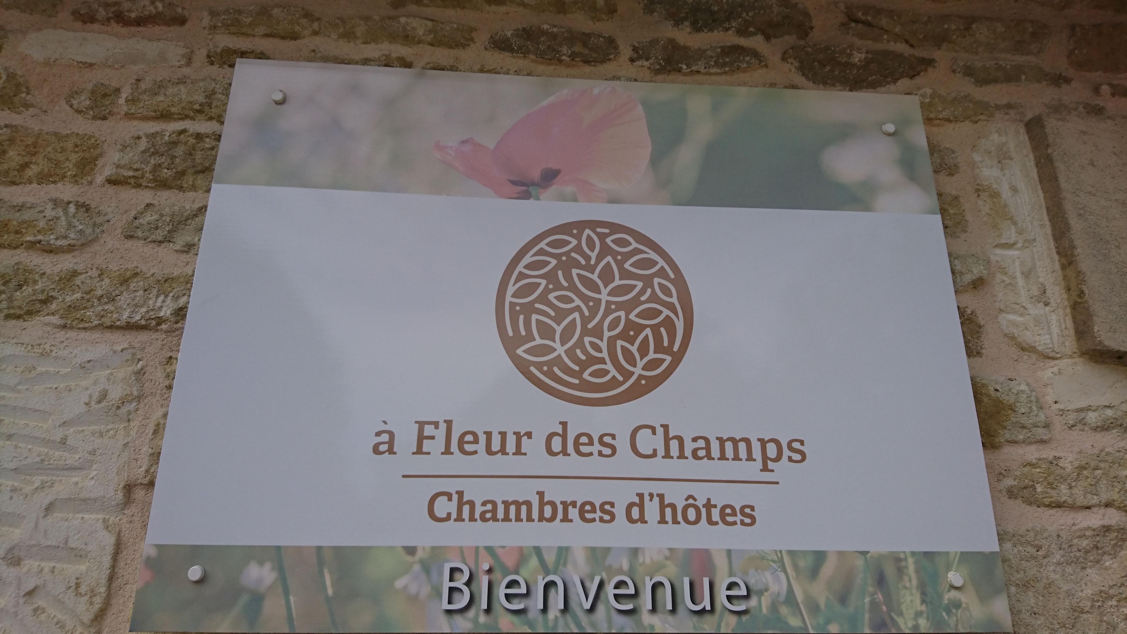 ab65af4d8b9 Chambres et table d hôtes en Charente Maritime - A FLEUR DES CHAMPS CHAMBRES  D HOTES