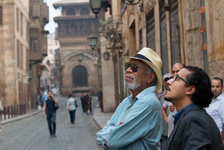 En Abril Nat Geo Acompaña A Morgan Freeman En Un Viaje Personal Por