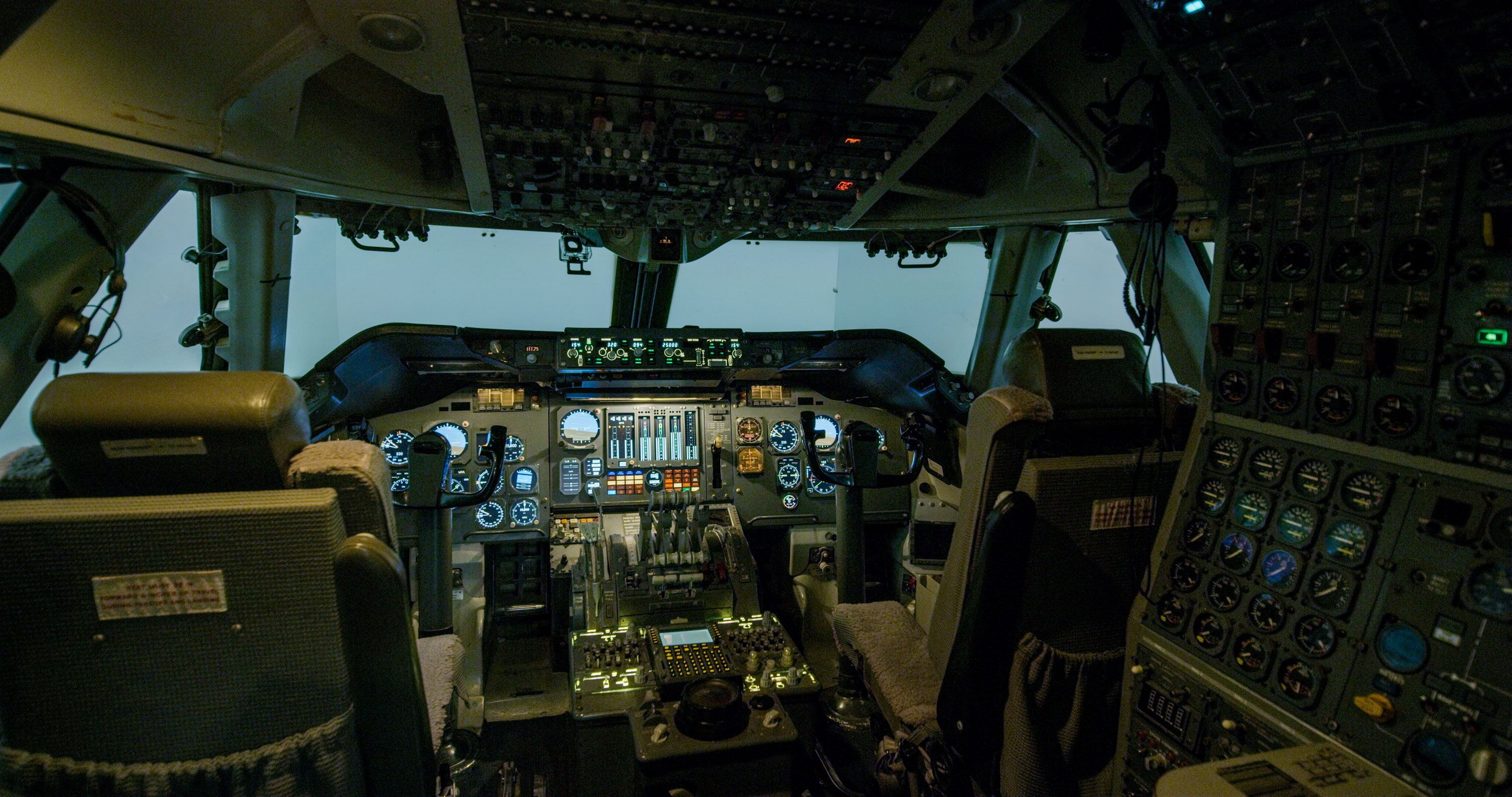 747 Airforce One Flugsimulator