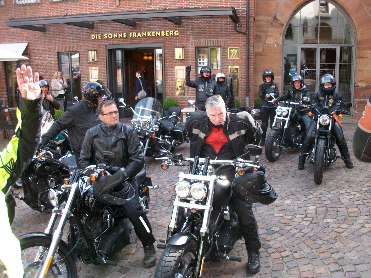 Ederbergland-Tour - wild-kuckucks Webseite!