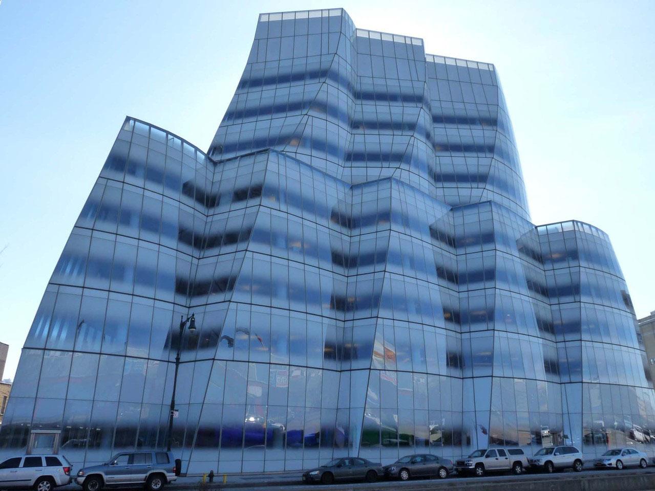 IAC本社ビル / IAC Building