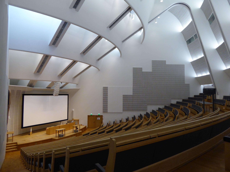 アールト大学 講堂 / Aalto-yliopisto Teknillisen korkeakoulun päärakennus