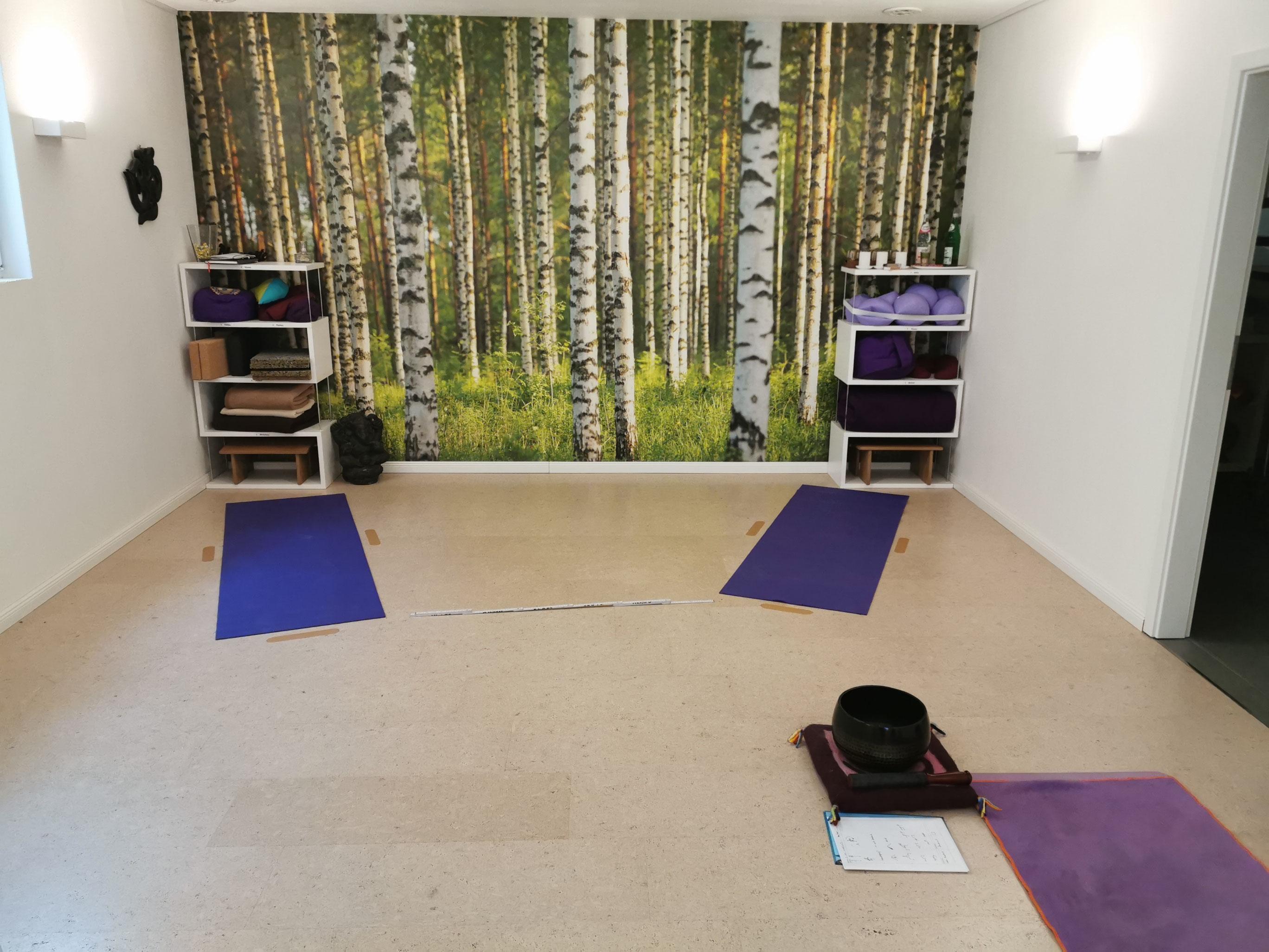 Corona Info Yogastudio Hennigs Webseite