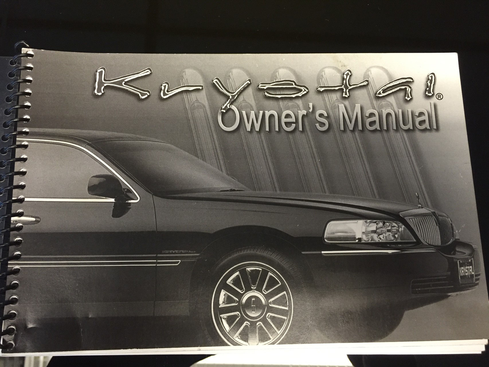 Lincoln Krystal Koach Owner Manual Free Limousine Mieten Wiring Diagrams For A