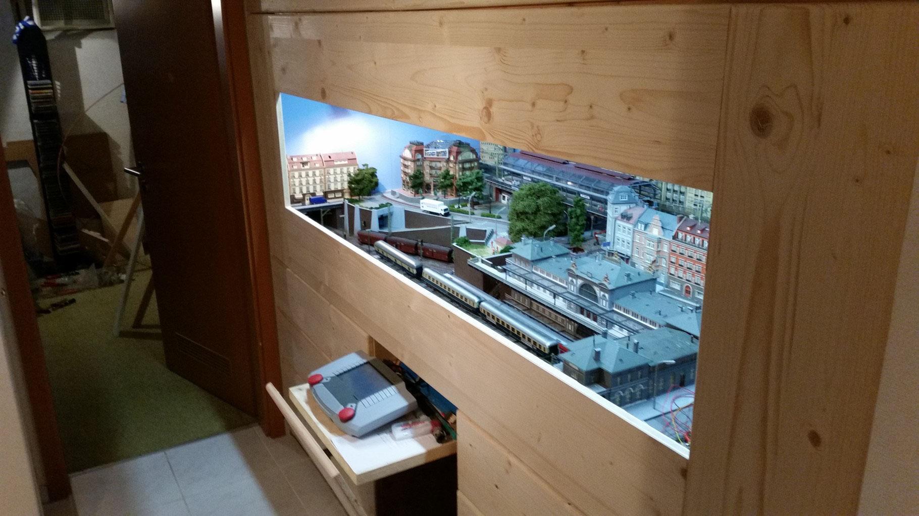 der schrank f r die schrankbahn m rklin h0 schrankbahn. Black Bedroom Furniture Sets. Home Design Ideas