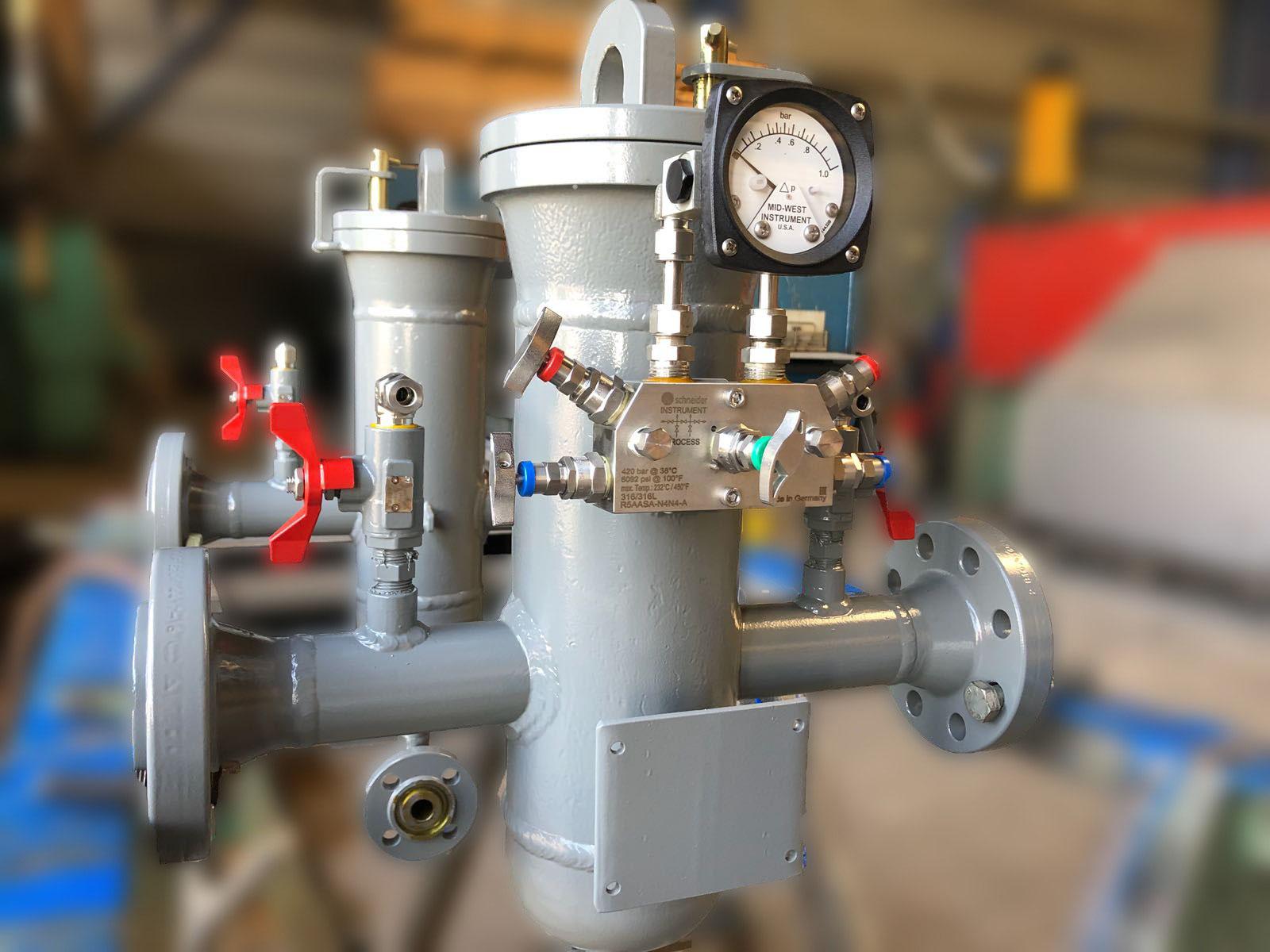 Chaudronnerie, Appareils à pression - Site de filtres-equipements !